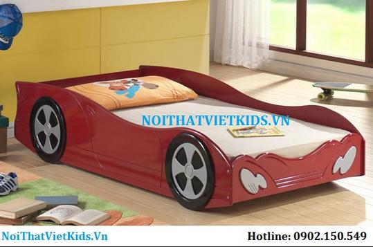 Các-mẫu-giường-ô-tô-dành-cho-bé-trai-đẹp