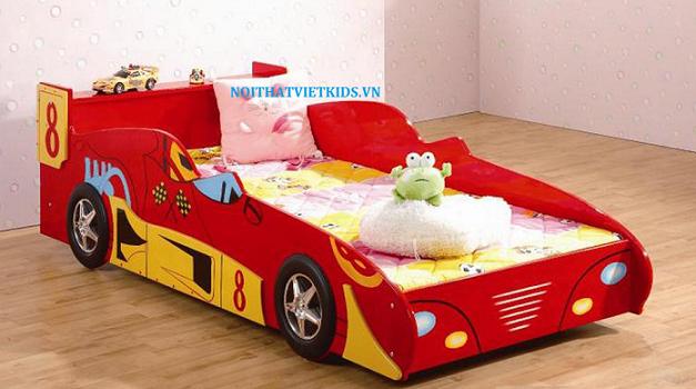 Các-mẫu-giường-ô-tô-dành-cho-bé-trai