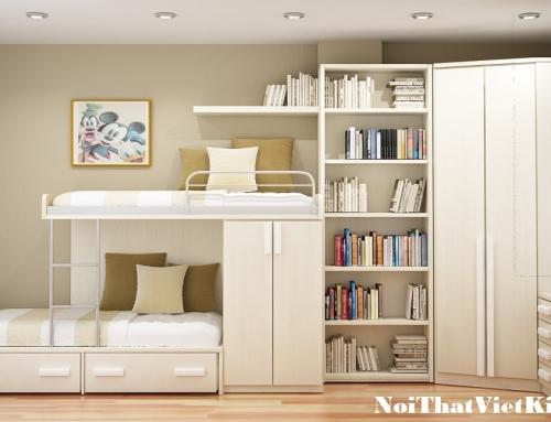Đặt hai giường trong một phòng ngủ thế nào cho đẹp?