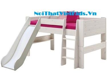 Bộ-sưu-tập-các-thiết-kế-giường-tầng- thấp-cho-bé