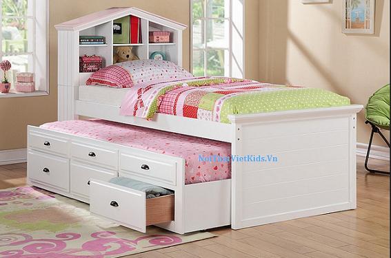 Bộ-sưu-tập-các-thiết-kế-giường-tầng-trẻ-em-kiểu-thấp
