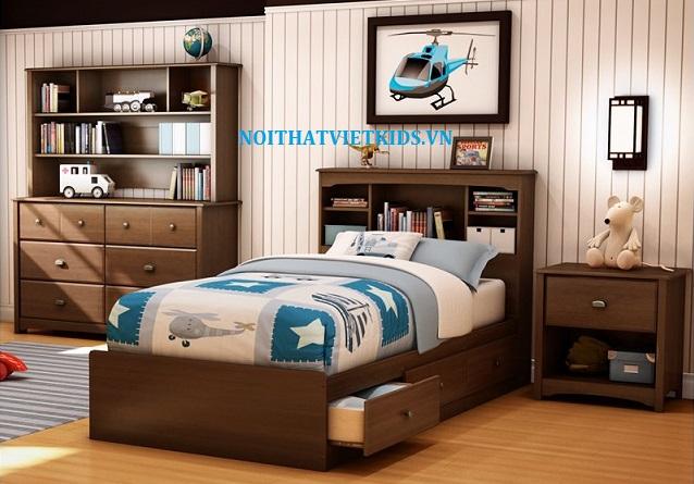 Các-thiết-kế-phòng-ngủ-cho-bé-trai-theo-các-độ-tuổi-phòng-ngủ-cho-bé trai-gỗ-tự-nhiên