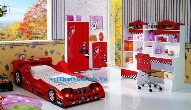 Các-thiết-kế-phòng-ngủ-cho-bé-trai-theo-các-độ-tuổi-phòng-ngủ-ô-tô