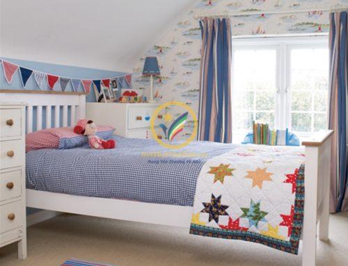 Mê mẩn với các thiết kế phòng ngủ trẻ em tầng áp mái