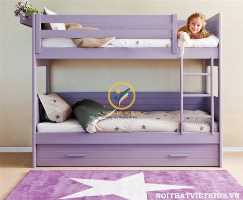 Giường ngủ trẻ em 3 tầng