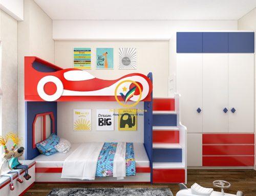 20 mẫu thiết kế phòng ngủ trẻ em đẹp nhất mọi thời đại