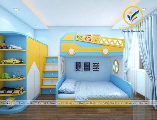 Thiết kế phòng ngủ trẻ em được săn lùng trong mùa Thu này?