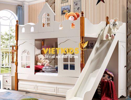 Bộ sưu tập thiết kế phòng ngủ trẻ em mới nhất năm 2018