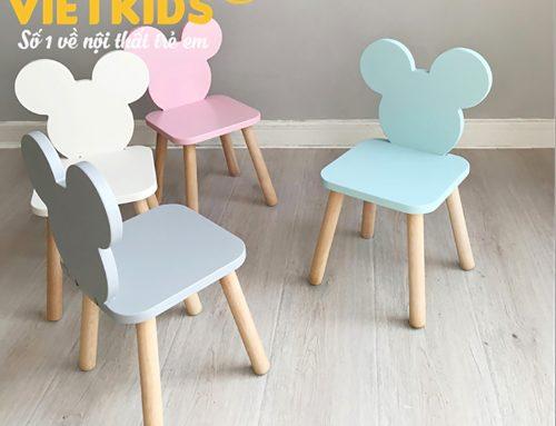 Bàn ghế trẻ em mầm non – Bàn ghế mẫu giáo