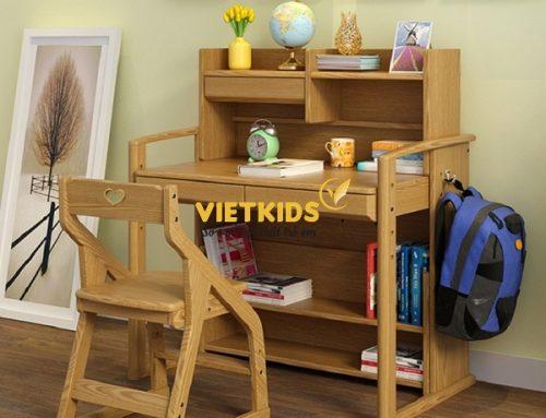 Các mẫu bàn ghế học sinh giá rẻ – bàn học cho bé đẹp